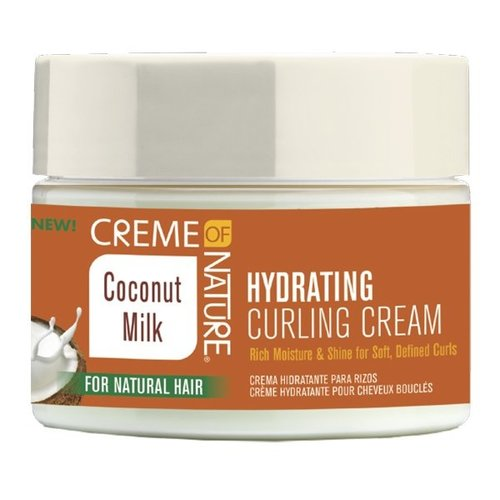 Creme of Nature Creme of Nature Coconut Milk - Hydrating Curling Cream 326g