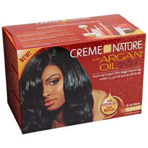 Creme of Nature Creme of Nature Argan Oil - Relaxer Kit Regular