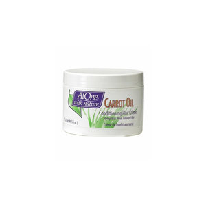 At One At One Carrot Oil - Conditioning Hair Creme 150g