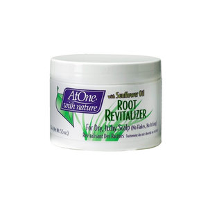 At One At One with Nature - Root Revitalizer for Dry Itchy Scalp 154g