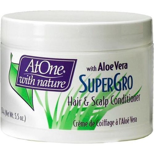 At One At One With Nature -Super Gro Hair & Scalp Conditioner 155ml
