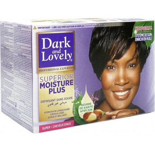 Dark & Lovely Dark & Lovely - No-Lye Relaxer Kit Super