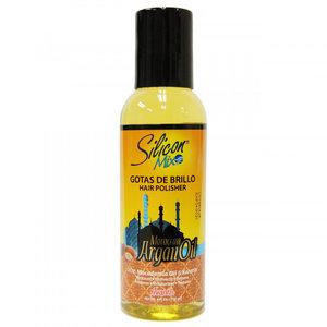 Silicon Mix Silicon Mix Argan Oil - Gotas de Brillo Hair Polisher 118ml