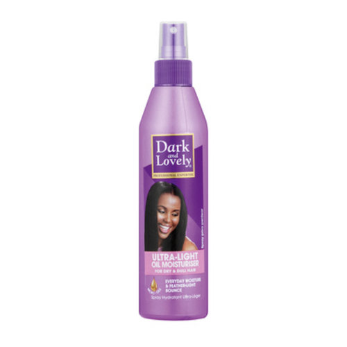 Dark & Lovely Dark & Lovely - Ultra-Light Oil  Moisturizer Spray 250ml