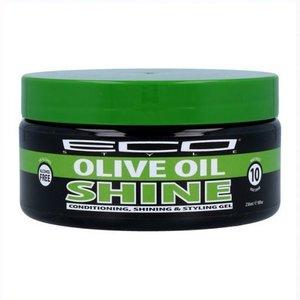 Eco EcoStyler Olive Oil Shine - Conditioning Shining & Styling Gel 236ml