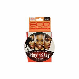 Eco EcoStyler Play 'N' Stay - Edge & Style Control Seaweed 90ml