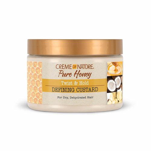 Creme of Nature Creme of Nature Pure Honey - Defining Custard 326g