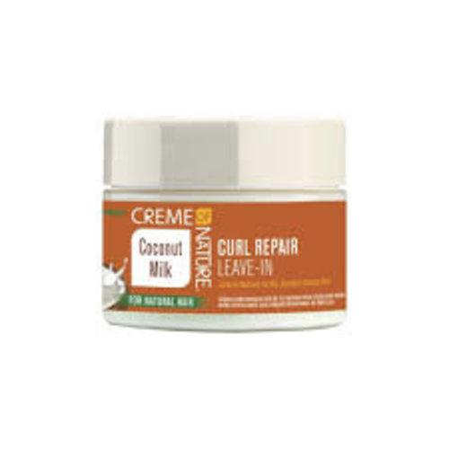 Creme of Nature Creme of Nature Coconut Milk - Curl Repair Leave-In Cream 339ml