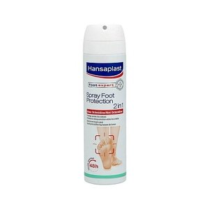 Hansaplast Hansaplast - Foot Deodorant spray 2 in 1 Protection 150ml