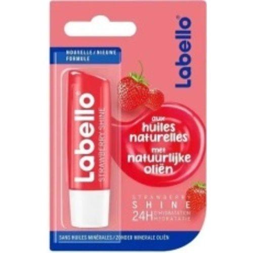 LABELLO Labello - Blister Strawberry Lip Balm 4,8g