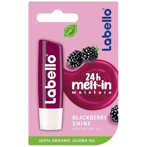 Labello - Blister Blackberry Shine Lip Balm 4,8g