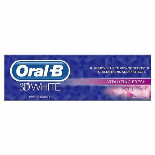 Oral-B - 3D White Vitalizing Toothpaste 75ml