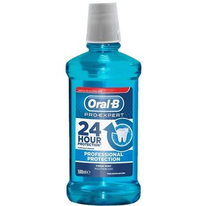 Oral-B Professional 24 Hour Protection Mouthwash 500ml