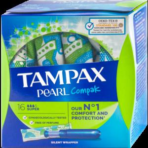 Tampax - Tampons Super 16pcs