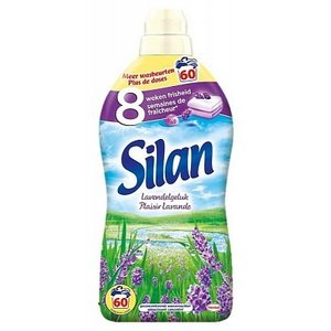 Silan Silan - Wasverzachter Lavendelgeluk Purple 1,5L
