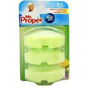 Ambi Pur Ambi Pur Frisse Tuinen - Toiletblok 3X55 ml