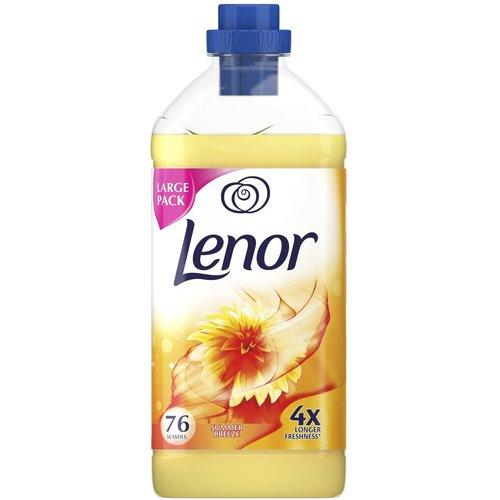 Lenor Summer Breeze - Wasverzachter 1,36 Liter
