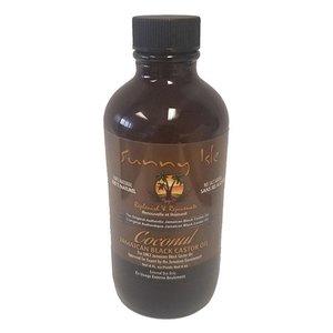Sunny Isle Sunny Isle Coconut Jamaican Black Oil- Olie 118.3 ml