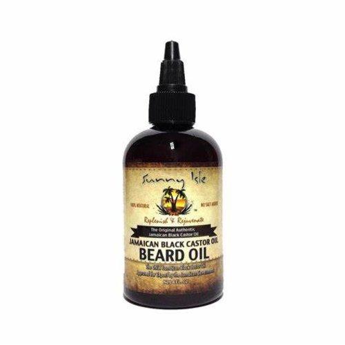 Sunny Isle Sunny Isle Jamaican Black Castor Oil -  Baard Olie  113 ml