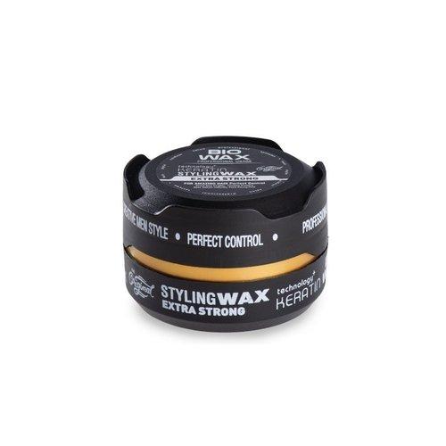 Bio Wax Bio Wax Keratin Styling Wax Extra Strong - Haarwax 150ml