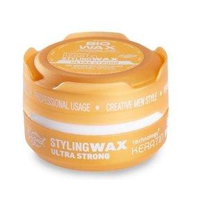 Bio Wax Bio Wax Keratin Styling Wax Ultra Strong - Haarwax 150ml