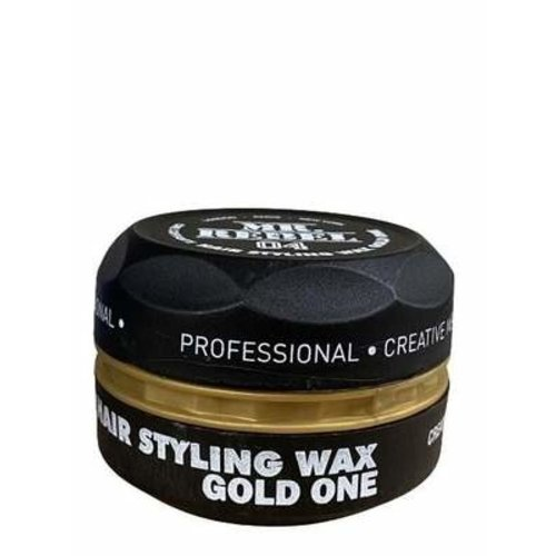 Mr.Rebel Mr.Rebel Styling Wax Gold One - Haarwax 150ml