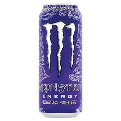 Monster Monster - Energy Ultra Violet Energiedrank 500ml