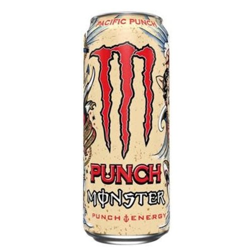 Monster Monster - Energy Punch Pacific Energiedrank 500ml
