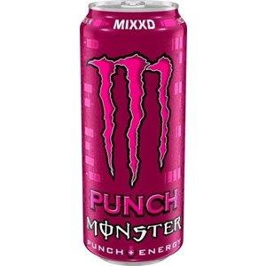 Monster Monster - Energy Punch MIXXD Energiedrank 500ml