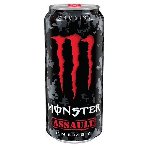 Monster Monster - Energy Assault Energiedrank 500ml