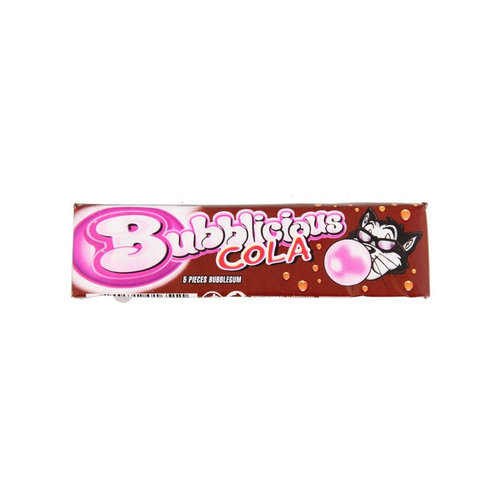 Bubblicious Bubblicious - Cola Kauwgom 38 Gram