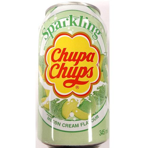 Chupa Chups Chupa Chups - Melon Cream Frisdrank 330ml