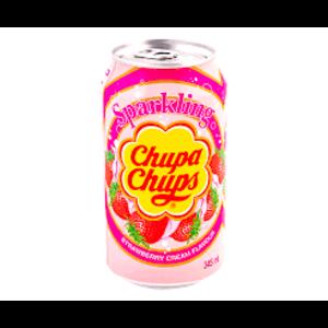 Chupa Chups Chupa Chups - Strawberry Cream 330ml