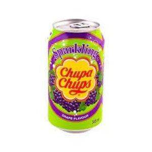 Chupa Chups Chupa Chups - Grape Frisdrank 330ml