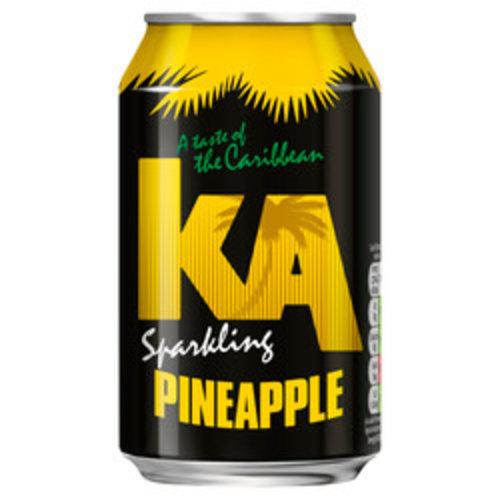 Ka Ka - Pineapple Frisdrank 330ml