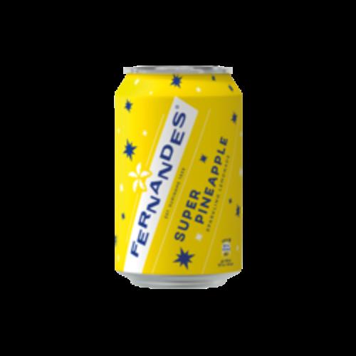 Fernandes Fernandes - Super Pineapple Frisdrank 330ml