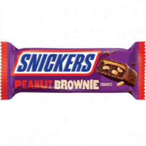 Snickers Snickers - Peanut Brownie 34g