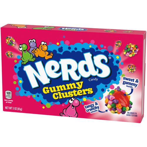 Nerds Nerds Gummy Clusters 85 Gram