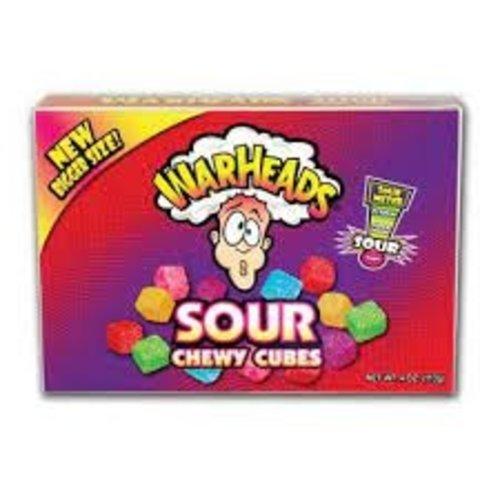Warheads Warheads - Cubes 113g
