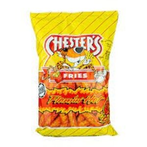Chester's Chester's - Fries Flamin' Hot Chips 170g