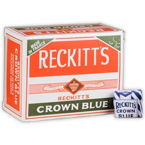 Reckitt's Reckitt's - Blauwsel  Crown Blue Tabletten 48 Stuks