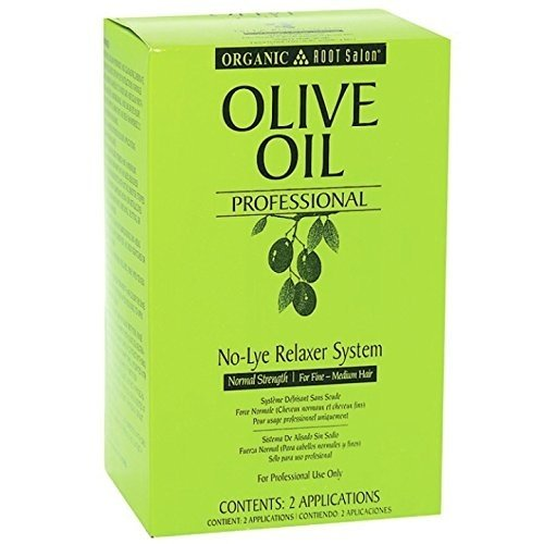 Ors Ors Olive Oil Normal Strenght - No-lye Relaxer