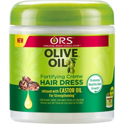 Ors Ors Olive Oil Fortifying Creme - Hair Dress 227g