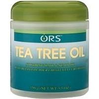 Ors Tea Tree Oil - Hairdress 156g