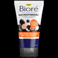 Biore Anti-Puistjes - Scrub 125 ml