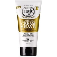 Softsheen Carson Razorless Cream Shave - Creme  170 gram