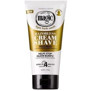 SoftSheen Carson Softsheen Carson Razorless Cream Shave - Creme  170 gram
