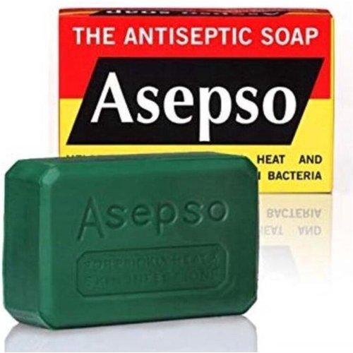 Asepso Asepso The Antiseptic Soap - Zeep 80g