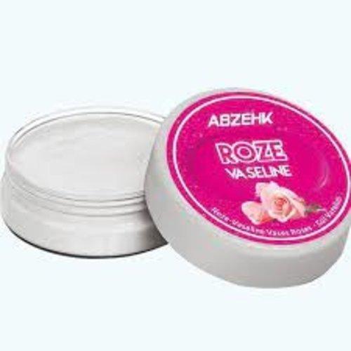 Abzehk Abzehk Vaseline - Rozen 125ml