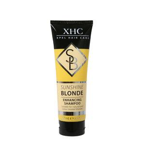 Xhc Xhc Sunshine Blonde - Enhancing Shampoo 250ml